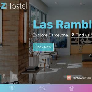 Online bookings for your backpacker hostel website