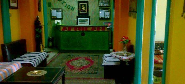 African House Hostel, Cairo, Egypt