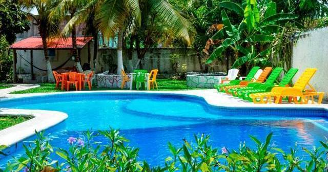 hostel reservations in Cozumel