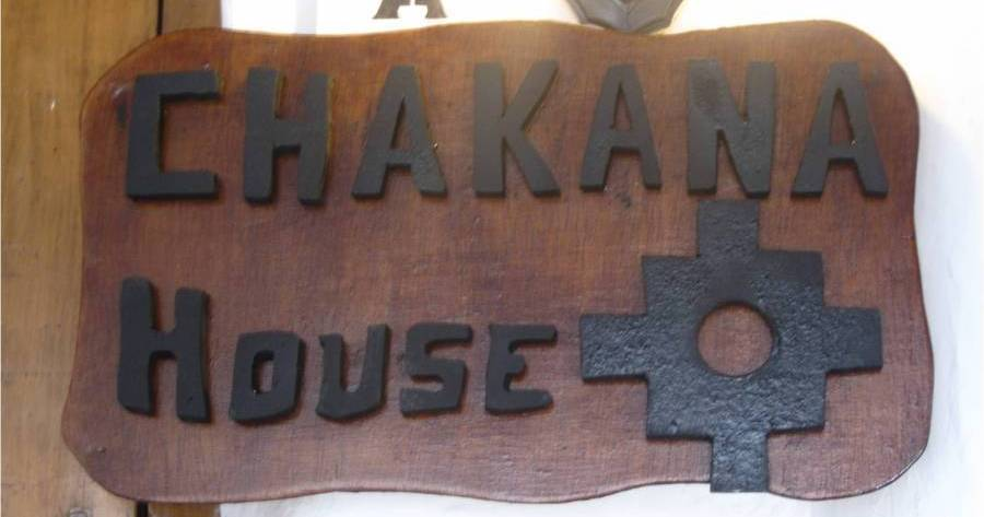 Make cheap reservations at a hostel like Chakana House
