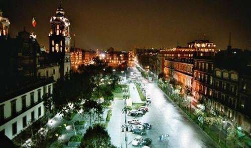 Cheap hostel and hotel rates & availability in Mexico City