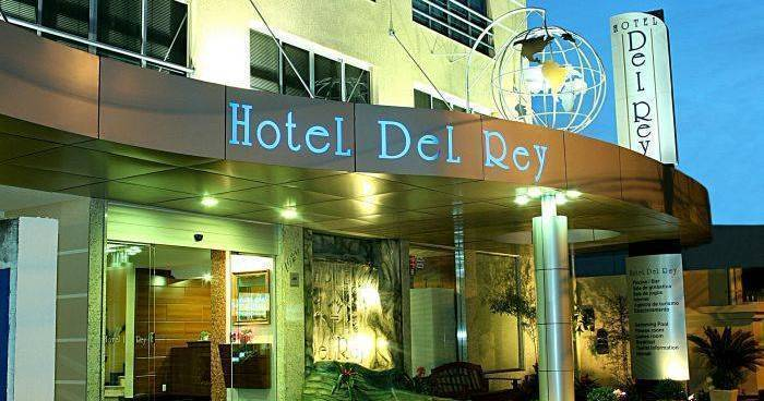 Make cheap reservations at a hostel like Hotel del Rey