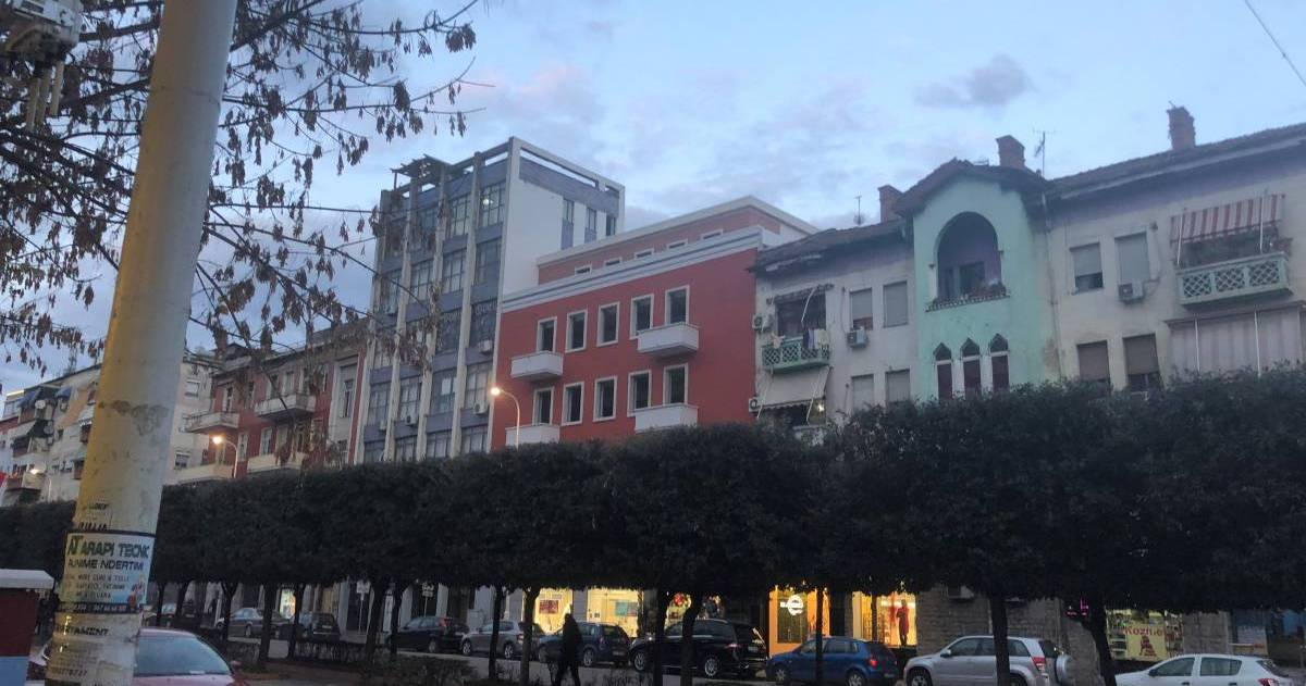 cheap hostels in Tirana