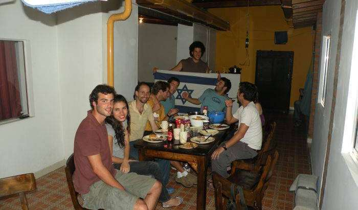 Hostels and backpackers in Medellin