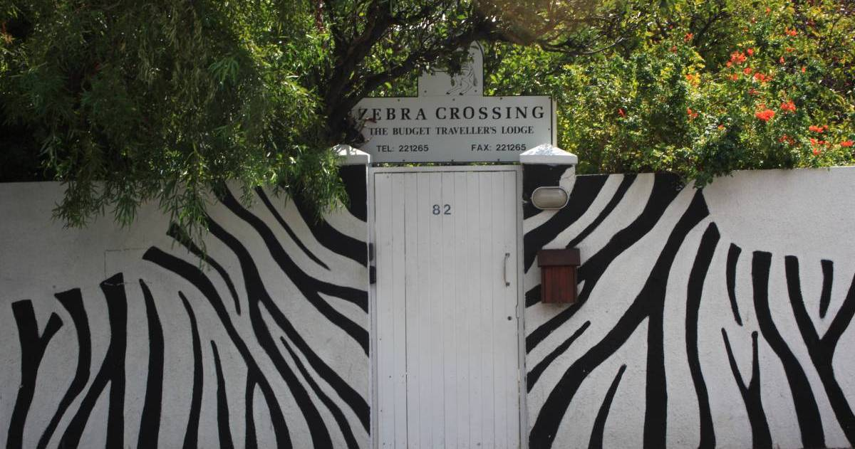 Make cheap reservations at a hostel like Zebra Crossing
